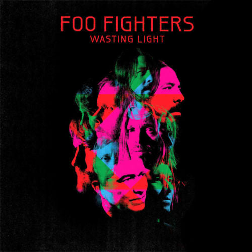 Foo Fighters - Wasting Light Album Cover