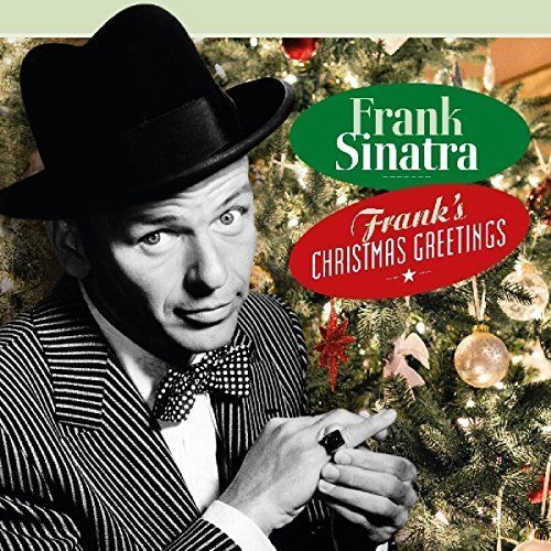 Frank Sinatra - Frank's Christmas Greetings Vinyl Record