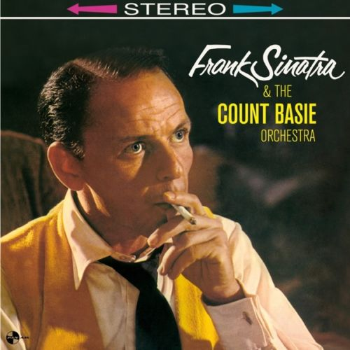 Frank Sinatra - Frank Sinatra & The Count Basie Orchestra Album Cover