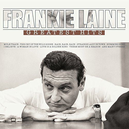 Frankie Laine - Greatest Hits Album Cover