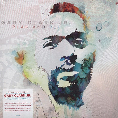 Gary Clark Jr. - Blak And Blu Album Cover