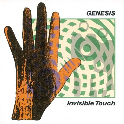 Genesis - Invisible Touch Album Cover