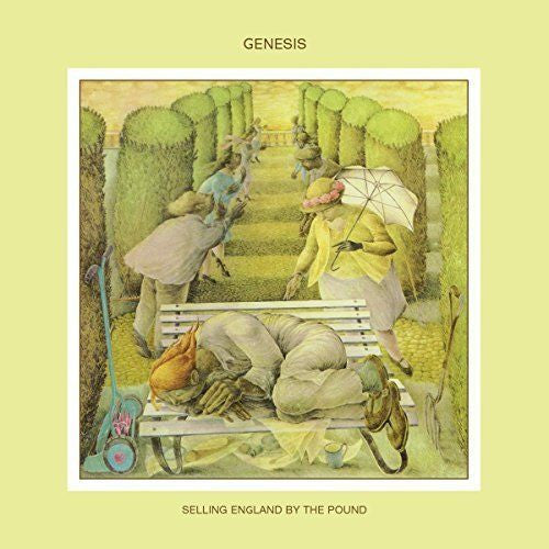Genesis - Selling England By The Pound Album Cover