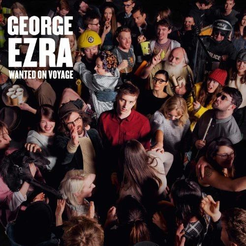George Ezra - Wanted On Voyage Album Cover