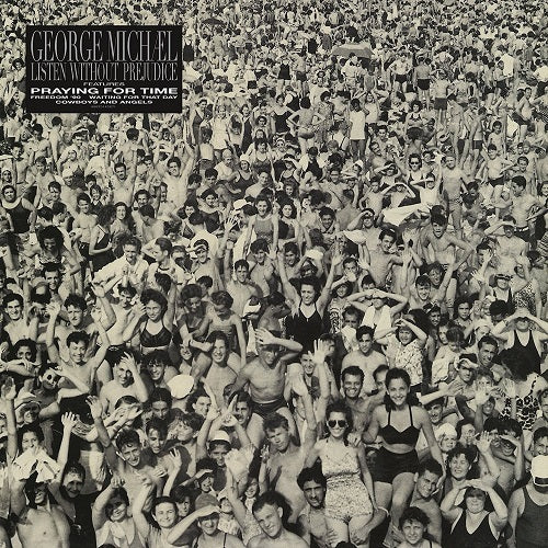 George Michael - Listen Without Prejudice Album Cover