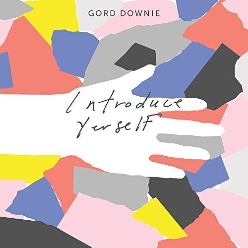 Gord Downie - Introduce Yerself Album Cover