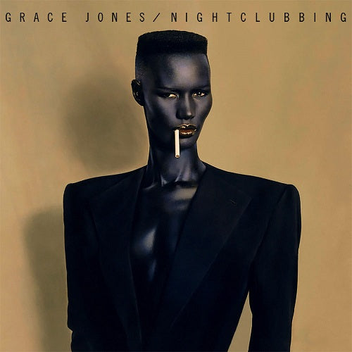 Grace Jones - Nightclubbing Album Cover