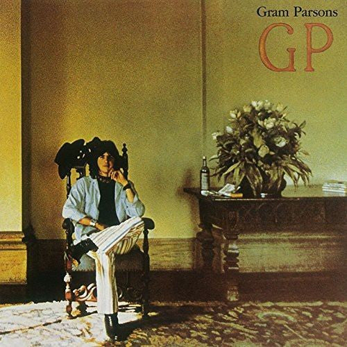 Gram Parsons - GP Album Cover