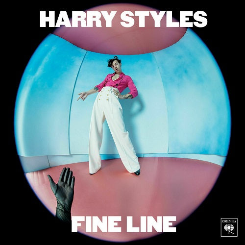 Harry Styles - Fine Line Album Cover