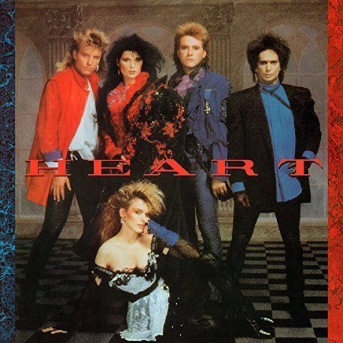 Heart - Heart Album Cover