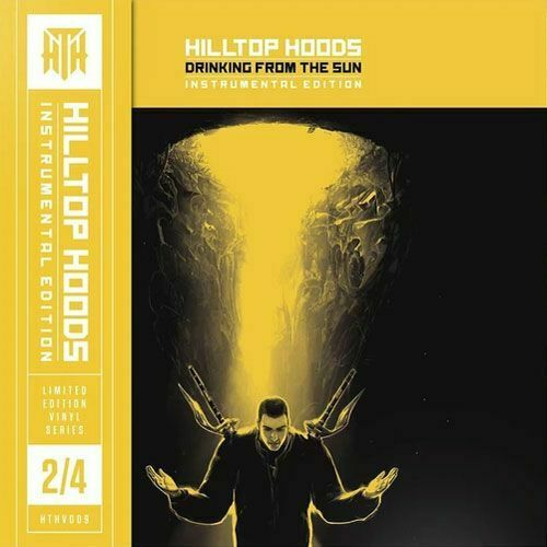 Hilltop Hoods - Drinking From The Sun: Instrumental Edition Album Cover