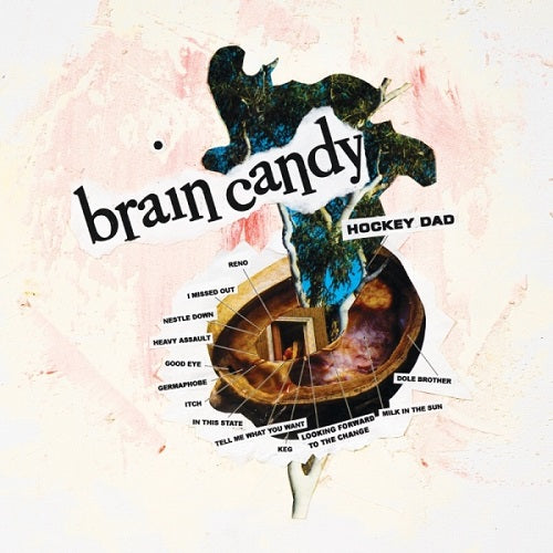 Hockey Dad - Brain Candy Album Cover