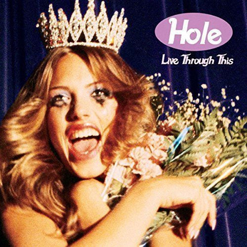 Hole - Live Through This Album Cover