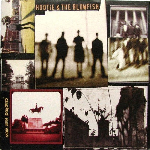 Hootie & The Blowfish - Cracked Rear View Album Cover