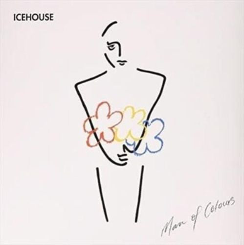Icehouse - Man Of Colors Album Cover
