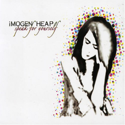 Imogen Heap - Speak For Yourself Album Cover