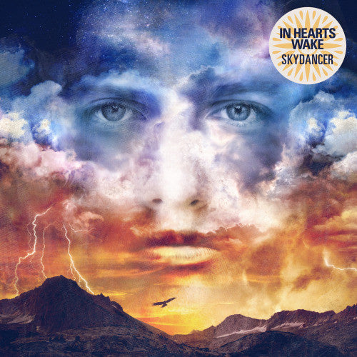 In Hearts Wake - Skydancer Album Cover