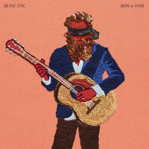 Iron & Wine - Beast Epic Album Cover