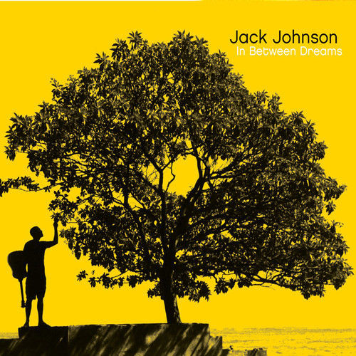 Jack Johnson - In Between Dreams Album Cover