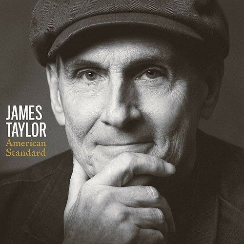 James Taylor - American Standard Album Cover