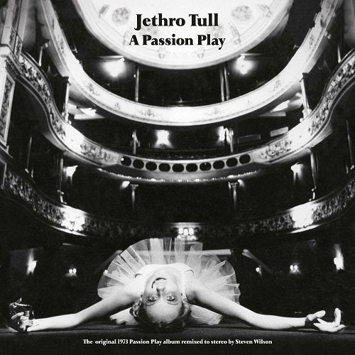 Jethro Tull - A Passion Play Album Cover
