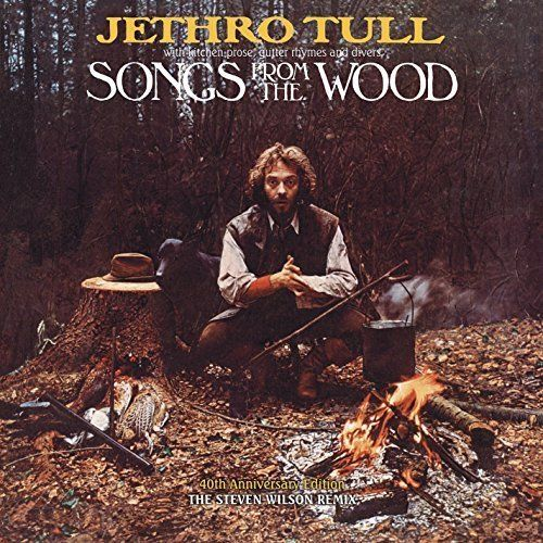 Jethro Tull - Songs From The Wood Album Cover
