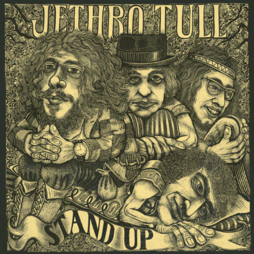 Jethro Tull - Stand Up Album Cover