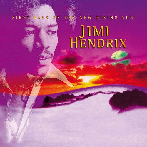 Jimi Hendrix - First Rays Of The New Rising Sun Album Cover