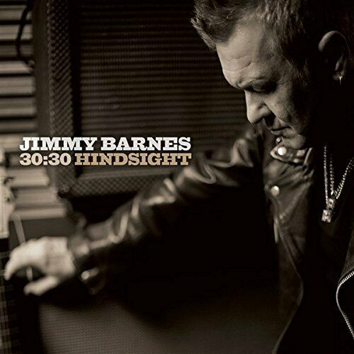 Jimmy Barnes - 30:30 Hindsight Album Cover