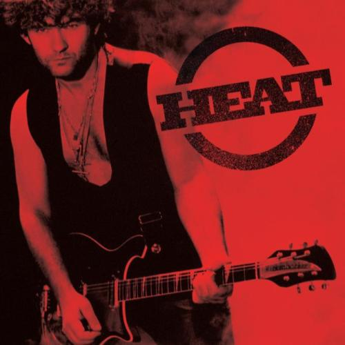 Jimmy Barnes - Heat Album Cover