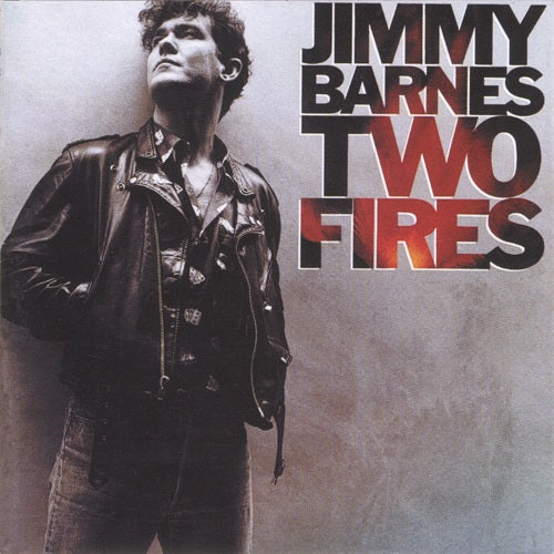 Jimmy Barnes - Two Fires Album Cover