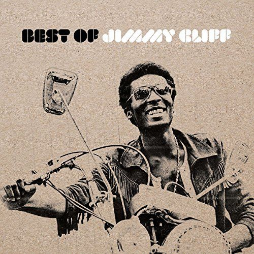 Jimmy Cliff - Best Of Jimmy Cliff Album Cover