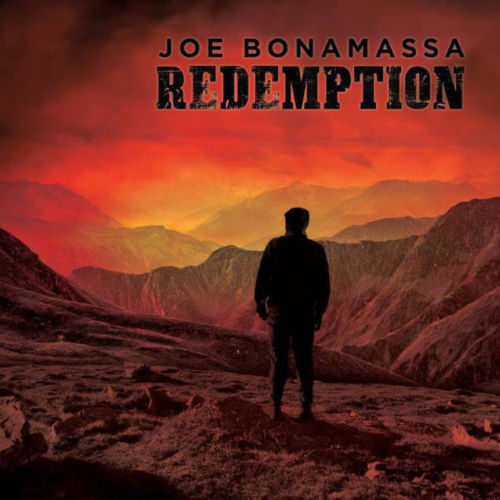 Joe Bonamassa - Redemption Album Cover