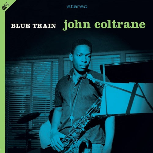 John Coltrane - Blue Train (Bonus CD Digipack) Album Cover
