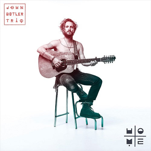 John Butler Trio - Home Album Cover