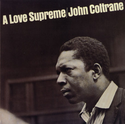 John Coltrane - A Love Supreme Album Cover