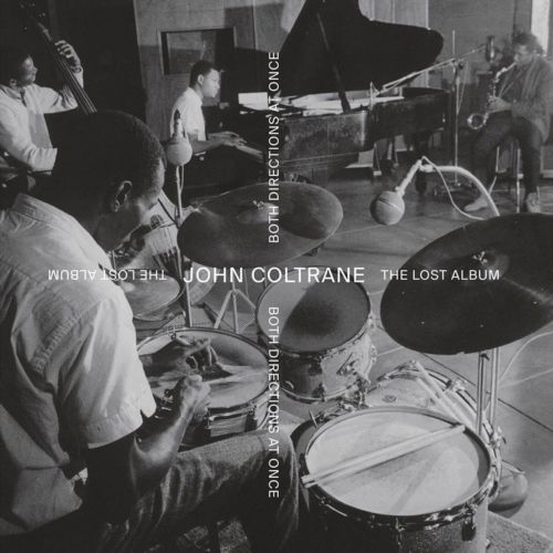 John Coltrane - Both Directions At Once: The Lost Album Album Cover