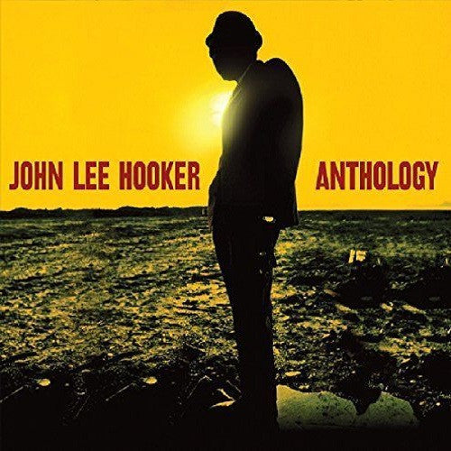 John Lee Hooker - Anthology Album Cover