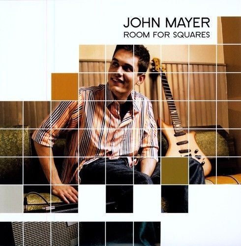 John Mayer - Room For Squares Album Cover