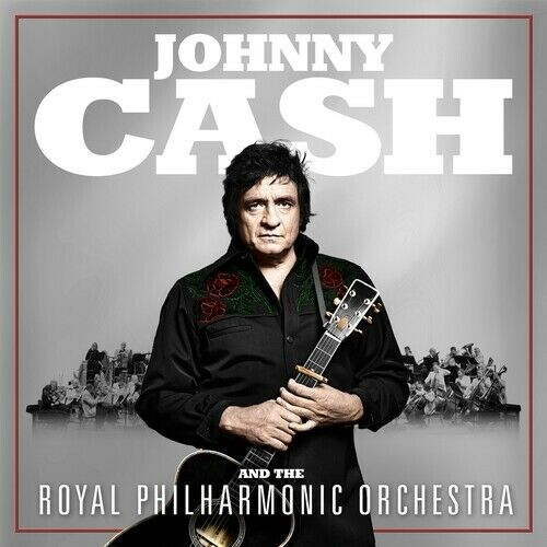Johnny Cash and The Royal Philharmonic Orchestra - The Music Of Johnny Cash Album Cover
