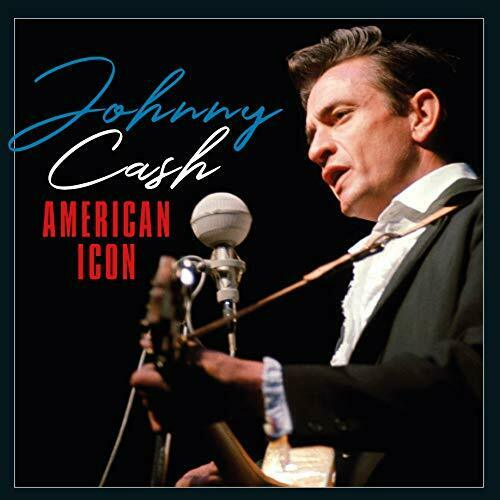 Johnny Cash - American Icon Album Cover