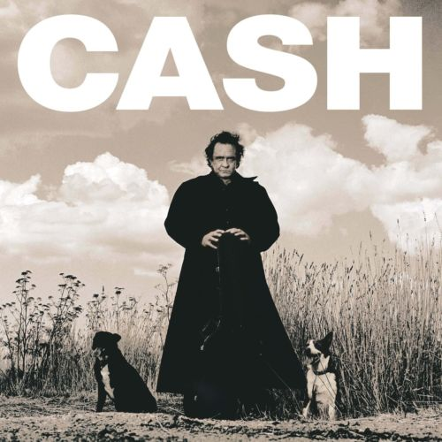 Johnny Cash - American Recordings Album Cover