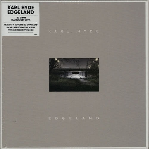 Karl Hyde - Edgeland Album Cover