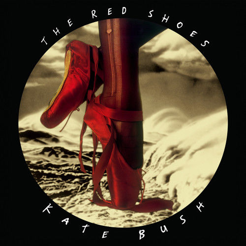 Kate Bush - The Red Shoes Album Cover