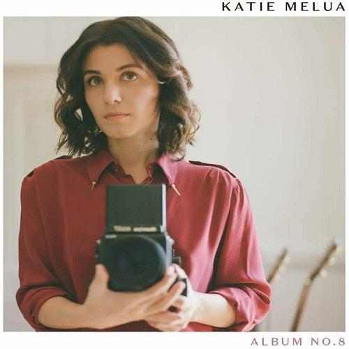Katie Melua - Album No. 8 Album Cover