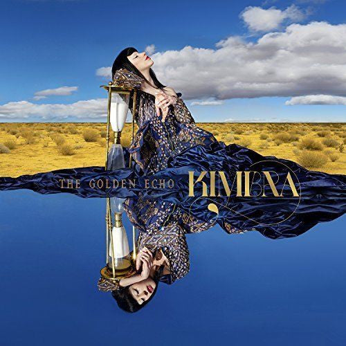 Kimbra - The Golden Echo Album Cover
