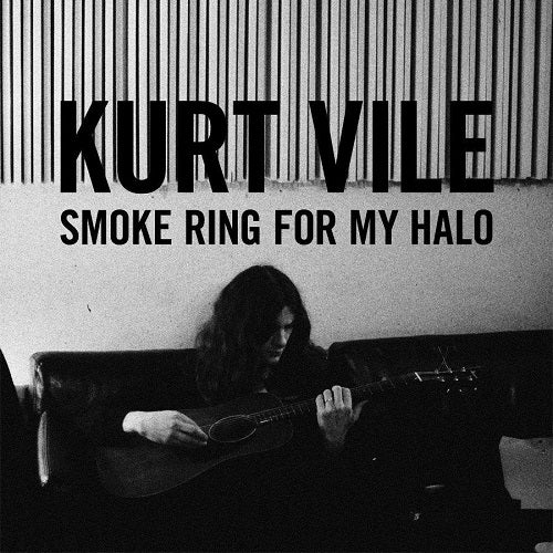 Kurt Vile - Smoke Ring For My Halo Album Cover