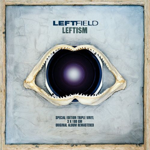 Leftfield - Leftism 22 Album Cover