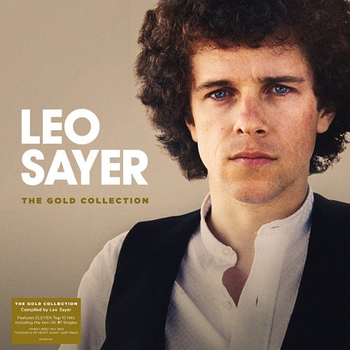 Leo Sayer - The Gold Collection Album Cover
