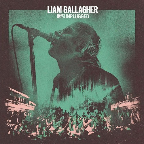Liam Gallagher - MTV Unplugged Album Cover